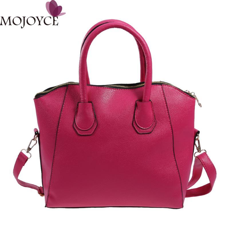 Different Colors Handbags PU Leather Adjustable Strap Hippocampus Decoration Designer Fashion for Women Tote Shoulder Bag