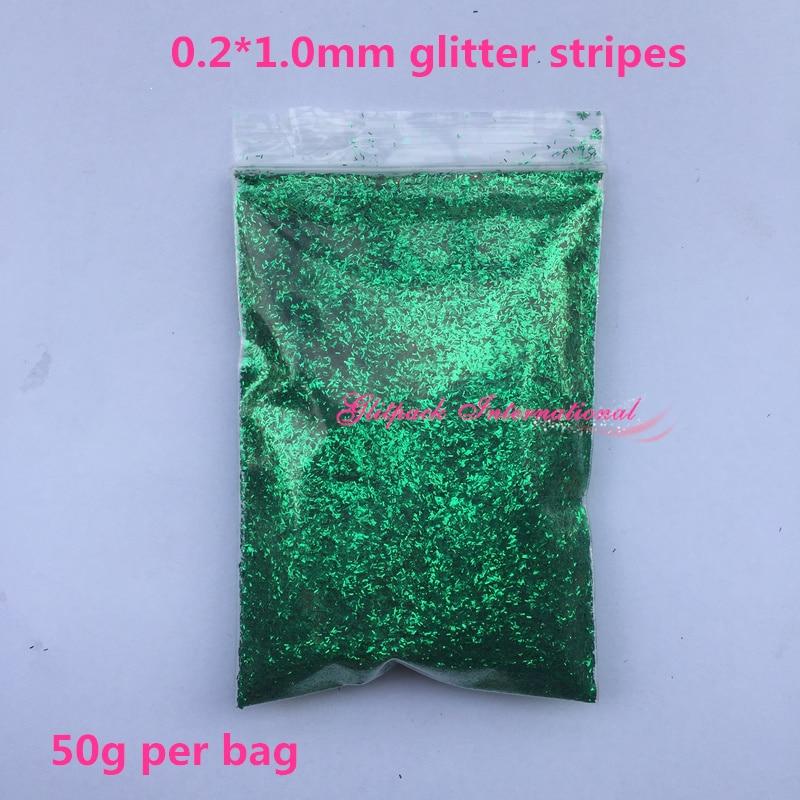 fiber Glitter