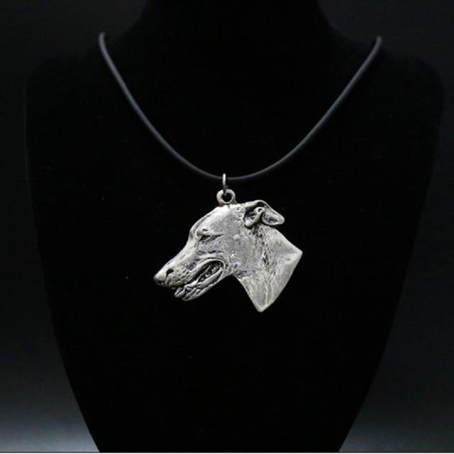 Купить ожерелье с изображением собаки колье ручной работы украшения картинки