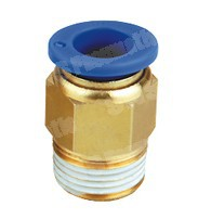 10mm to 1/4' Pneumatic Connectors male straight/one-touch fittings/BSPT SNS pnematic parts/quick coupler/air  fitting spc10-02 5pcs lot pc12 02 12mm to 1 4 pneumatic connectors male straight one touch fittings bspt brand new