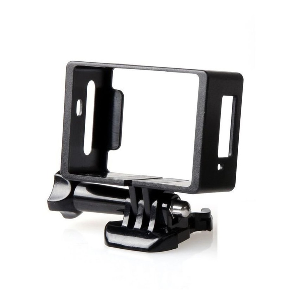 Standard Protective Frame With Base Mount Accessories For Sj5000 Wifi Camera Sports Action Camera Accessories High Quality