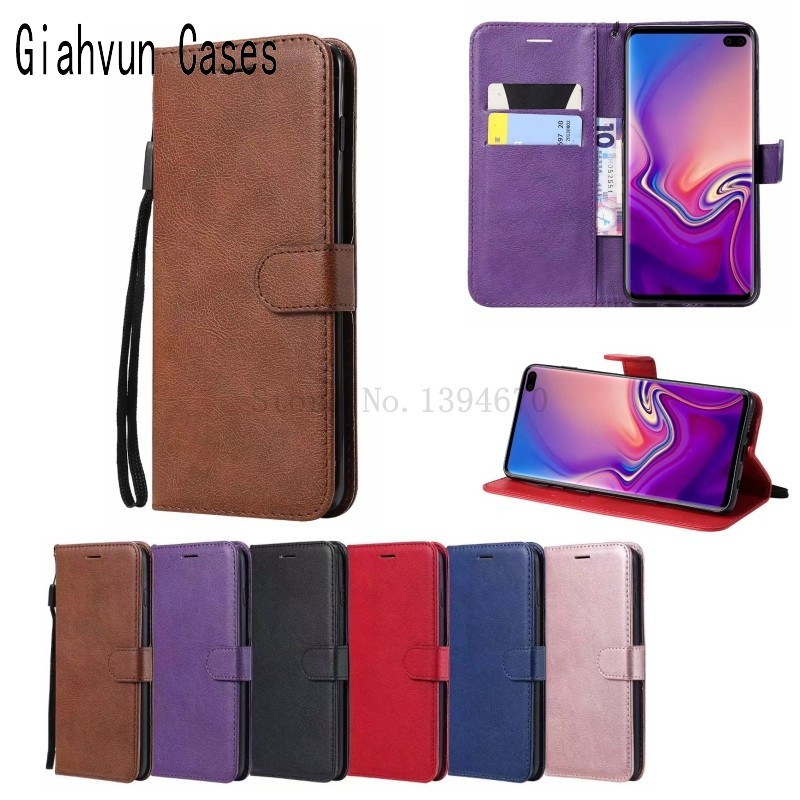 Business Portable Wallet Card Holder Stand Vintage Leather cover <font><b>cases</b></font> For <font><b>Xioami</b></font> <font><b>Redmi</b></font> <font><b>4X</b></font> 4A 5plus Note4X Y1 Note6pro 6pro <font><b>Case</b></font> image