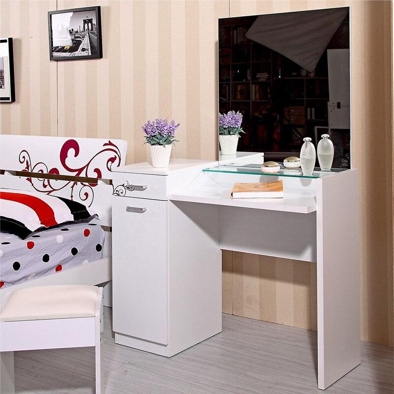 Goedkope kaptafel met spiegel amazing meubels slaapkamer for Dressoir slaapkamer