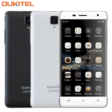 Original OUKITEL K4000 Pro MTK6735P 1.0GHz Quad Core 5.0″HD Screen Android 5.1 2GB RAM 16GB ROM 13.0MP 4G LTE Smartphone