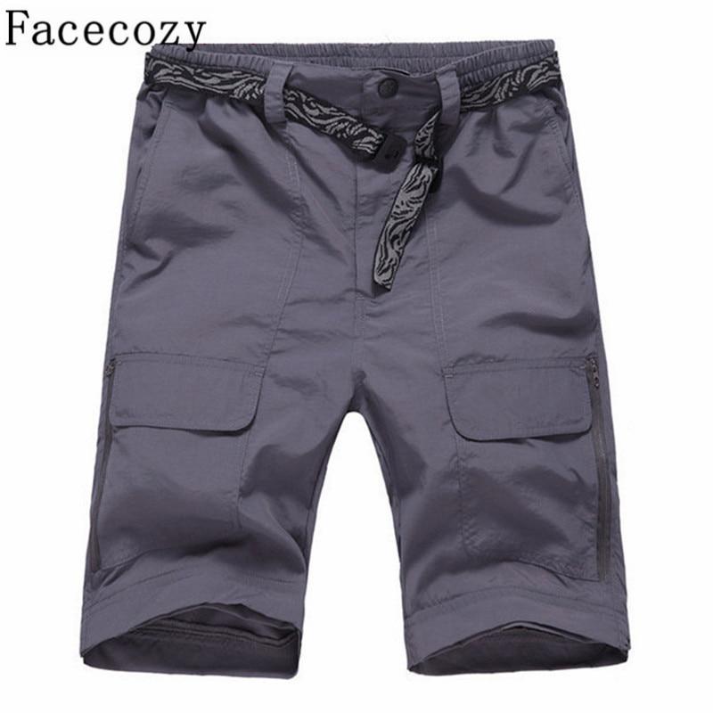 Facecozy Men Summer Quick Dry шалбар УК Қорғаныс - Спорттық киім мен керек-жарақтар - фото 2