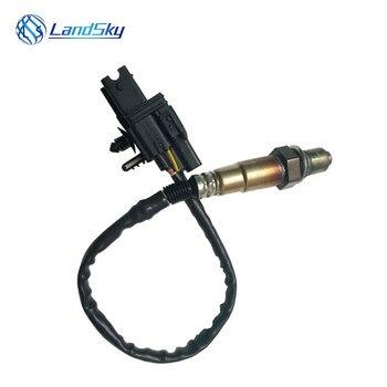 Isıtma tipi manyetik indüksiyon oksijen sensörü Lambda Sensörü parçaları OEM12575657 0258007206 250-25005