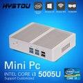 Intel cpu i3 mini pc core i3 5005u n3150 n3050 micro fanless pc Gigabit Lan Win 10 Max 2.6 GHz com HDMI HTPC 8G RAM 256G SSD