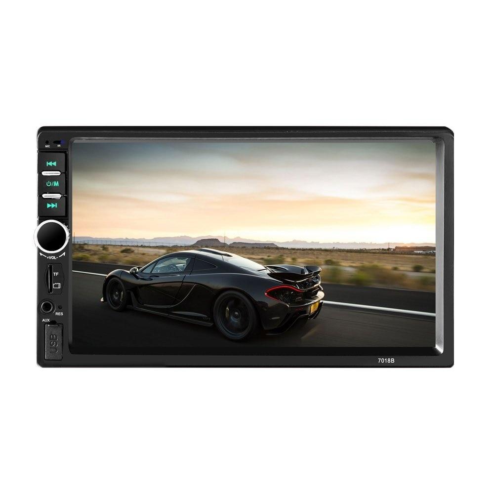 minye 7018b car audio 7 inch 2 din autoradio stereo touch screen auto radio video car mp5 player. Black Bedroom Furniture Sets. Home Design Ideas