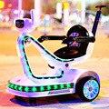 7. Children's desarrollo de coches eléctricos en las cuatro ruedas de coche de control remoto coche de juguete de simulación para de interior y al aire libre bebé de los niños