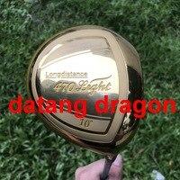Datang Дракон Гольф драйвер Big Bang с длинным Расстояние 470 драйвер с TourAD TP6 жесткая покрытие головок клюшек для гольфа Гольф клубы