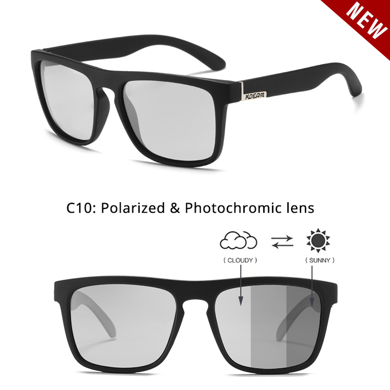 C10 Photochromic len
