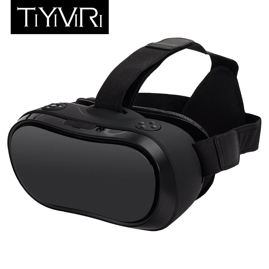 Virtual Reality Glasses Virtual Reality For Pc Ps Xbox Hdmi All In One Vr Glasses Virtual Reality For Pc Glasses 3D Android 5.1 virtual reality glasses 3d vr glasses box vr headset smart glasses virtual reality viewer eye trave for 4 6 4 android ios phone