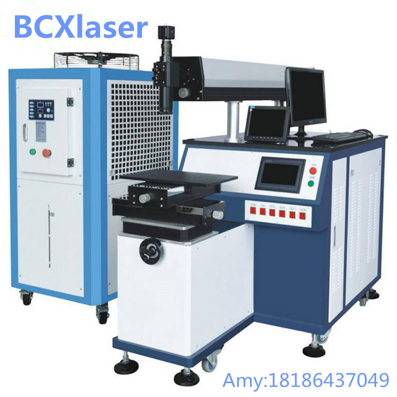 hot sale CNC high pression optical fiber transmission laser welding machine with low price