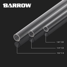 Barrow Acrylic Air Pendingin Tabung Kaku YK14-12 14mm 12mm 14/12mm 50 cm 4 pcs(China)