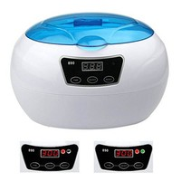 JP 890 Fashsion Digital Ultrasonic Cleaner Home Ultra Sonic Tank Bath Cleaning Washer Jewellery Timer