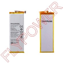 100% Warranty For Huawei honor 6 4X HB4242B4EBW Che1-CL10 CL20 H60-L01-L02-L11-L10 3100Mah Li-Polymer Battery by Free Shipping