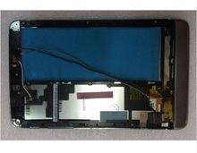 """8 """"LCD display + touch screen Reemplazo Del Digitizador con El marco Para lenovo miix 2 8 Tablet PC envío gratis"""