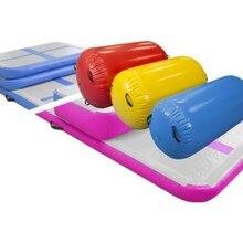 Tophop надувной ролл для гимнастики начинающих использования для нижней части спины действие гимнастика оборудования с заводская цена