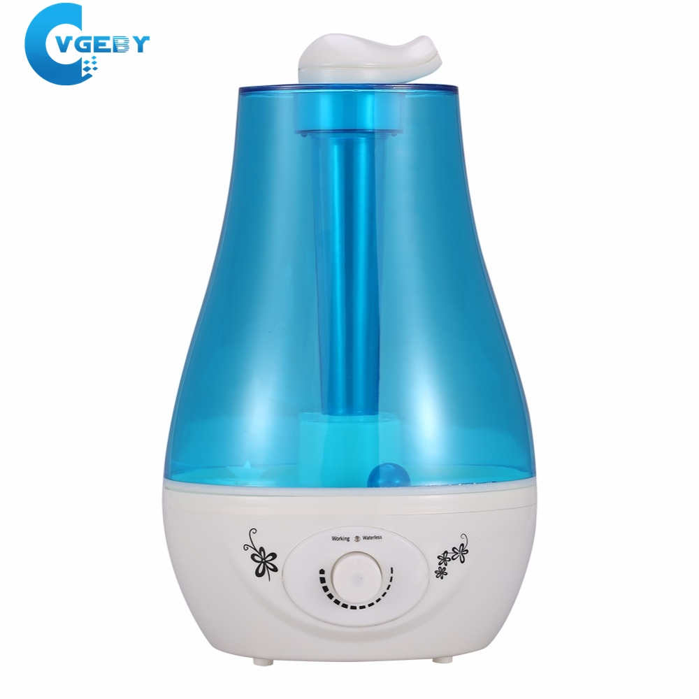 3L Ultrasonic Home Aroma Humidifier Air Diffuser Purifier Lonizer Atomizer US EU Plug High Quality marsha collier making money on ebay for dummies