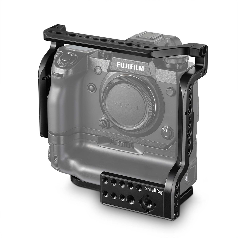 цены на SmallRig X-H1 Cage For Fujifilm X-H1 VPB-XH1 Camera With Battery Grip+Built-in NATO Rails+Arri 3/8