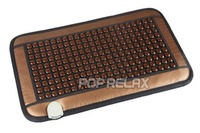 Free shipping POP RELAX heating tourmaline magnetic therapy flat mat PR-C06A Germanium stone physiotherapy pad 45x80cm