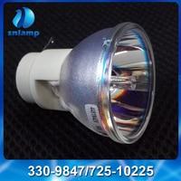 Original lámpara de proyector de bulbo 330-9847/725-10225 para S300/S300W/S300Wi