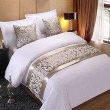 RAYUAN Шампань цветочные покрывала кровать бегун пледы постельные принадлежности одна королева король покрывало полотенце украшения для гостиницы дома