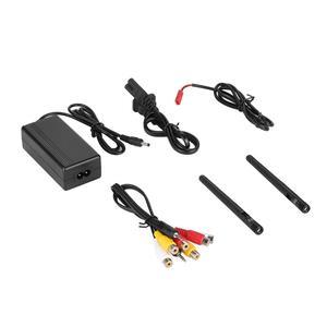 Image 5 - LCD5802D LCD5802S 5802 5.8G 40CH 7 Inch Raceband FPV Monitor 800x480 Met DVR ingebouwde Batteryr video Scherm Voor FPV Multicopter
