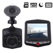 """Full HD 1080 P 30fps видео Камера 2.4 """"ЖК-дисплей Автомобильный видеорегистратор dashcam G-Сенсор ИК ночного видения мини Cam видеокамера новое поступление"""
