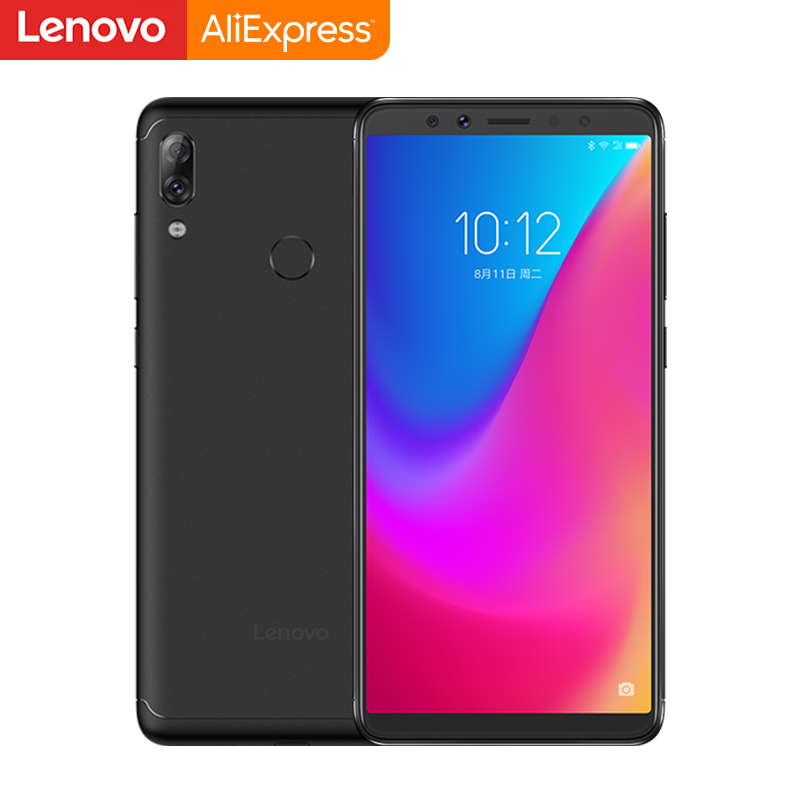 Original Lenovo K5 Pro Snapdragon636 Octa Core Smartphone Four Cameras 5.99 inch 18:9  4G LTE Phones 4050mAh(China)