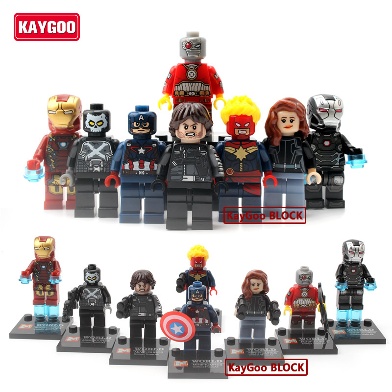 Capitán América Guerra Civil Soldado del Invierno Marvel Seleccionar acción figura vendedor Reino Unido