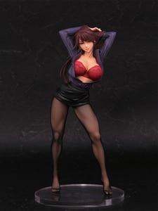 Image 4 - Figuras de acción de Anime japonés, Anime, Otome Kurosama, chica Sexy, PVC, 27cm, figura de juguete de animé, Juguetes