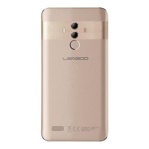 Image 4 - LEAGOO T8s נייד טלפון RAM 4 GB ROM 32 GB 5.5 אינץ FHD אנדרואיד 8.1 MT6750T אוקטה Core פנים מזהה 13MP OTG GPS Dual SIM 4G טלפונים חכמים