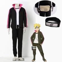 Костюм для косплея Athemis Boruto, костюм для косплея из аниме «Наруто», аниме «Наруто Узумаки боруто», одежда для косплея на заказ