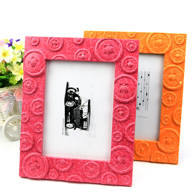 New 7 inch plastic frames with clip Decoration photo wall ten yuan ...