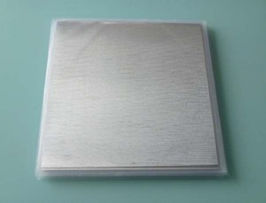 Image 5 - Indium Sheet Indium Foil Size: 100mm*100mm*0.05mm Laser Cooling and Sealing Coating Material