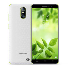 HOMTOM S12 MT6580 Quad Core Android 6.0 Smartphone 5.0 Inch 18:9 Display Dual Back Cameras 1GB RAM 8GB ROM 3G Mobile Phone(China)
