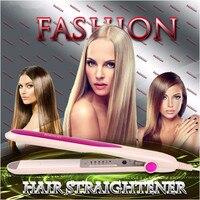 Professional Ceramic Hair Straightener Mini Electric Hair Straightener Flat Iron Hair Straightening Irons Salon Styling Tool