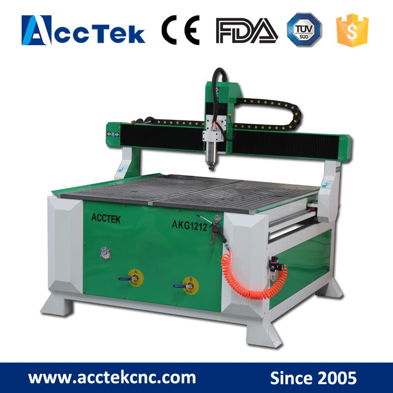 Factory supply lathe embroidery font b woodworking b font machine 1200 1200 for plywood plastic PVC