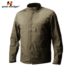 Brand Clothing Men Autumn Tactical Jacket Wear-resisting Military Army Hunting Clothes Outdoor Windproof Coat