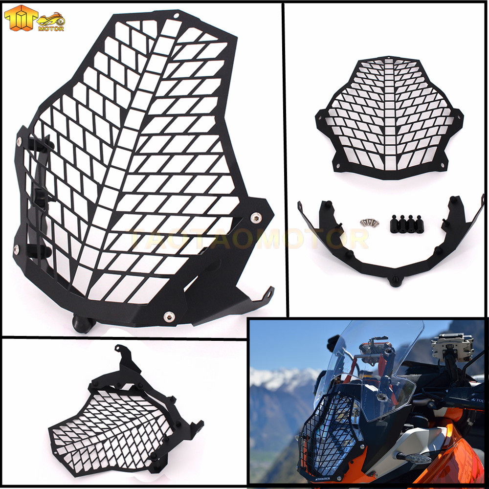 CK CATTLE KING For KTM 1190 Adventure 1190 R 1290 SA Super Adventure Front Lamp Headlight