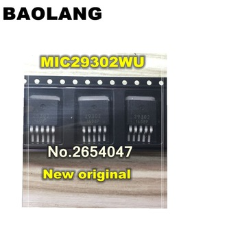10 Uds MIC29302WU TO263 29302WU-263 MIC29302 TO263-5 nuevo y original