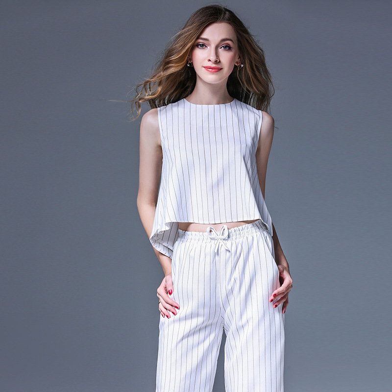 Popular Women Wide Leg Pants Suit-Buy Cheap Women Wide Leg Pants ...