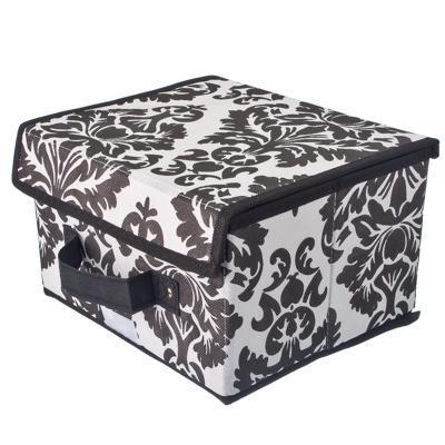 2 шт. в наборе органайзер 27x21x14 cm современный дизайн коробка для хранения носки бюстгальтер дешевые и высокое качество 457-187