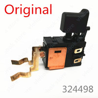 14.4V 18V DC Speed Control Switch 324498 for HITACHI DS14DVF3 DS18DVF3 DS14DFC DS14DLPC DS18DFL Power Tool Accessories Electric|Power Tool Accessories|Tools -