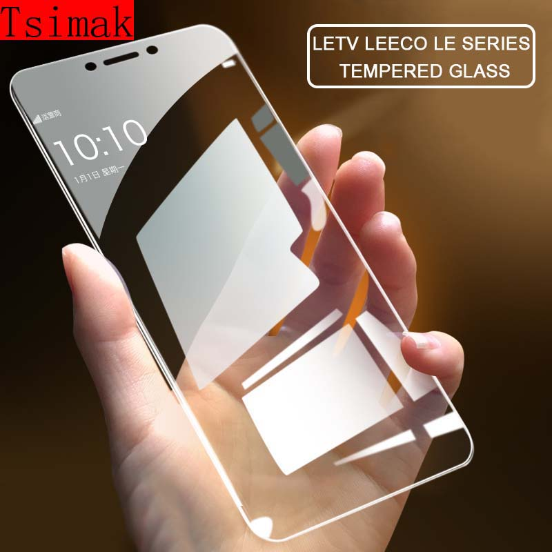 Tempered Glass For LeTV LeEco Le S3 Max 2 Le 2 Pro 3 X720 Helio X622 X626 X522 X820 Leeco Cool 1 Coolpad Cool1 Screen Protector