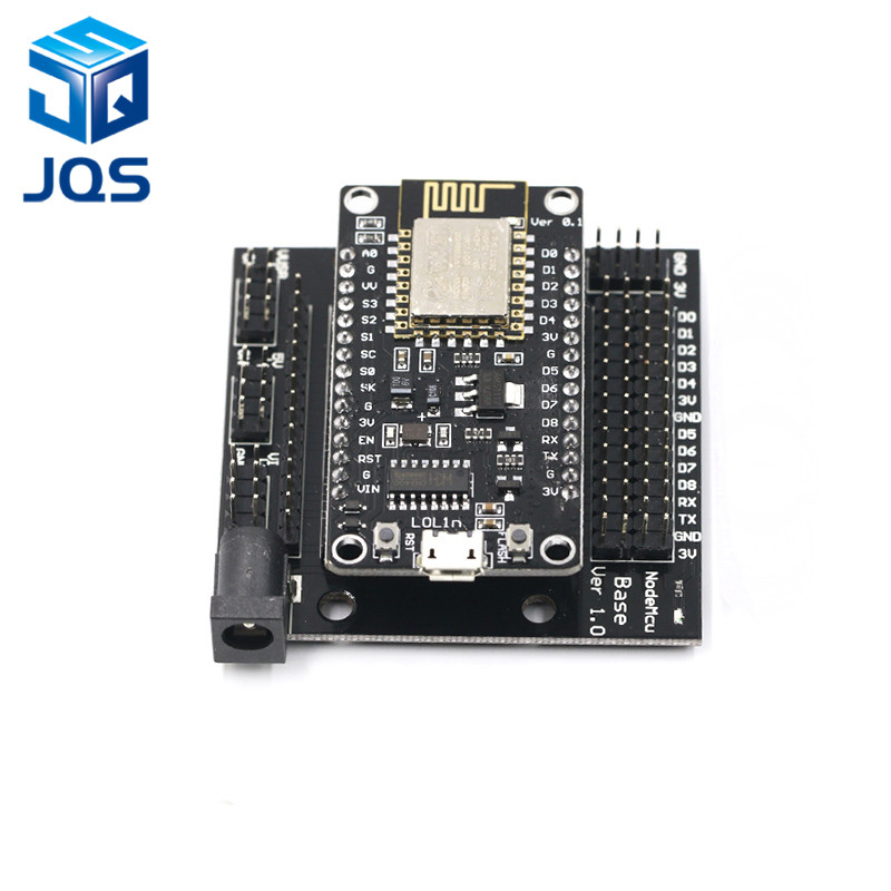 NodeMcu Node MCU Base ESP8266 Testing DIY Breadboard Basics Tester Suitable For NodeMcu V3