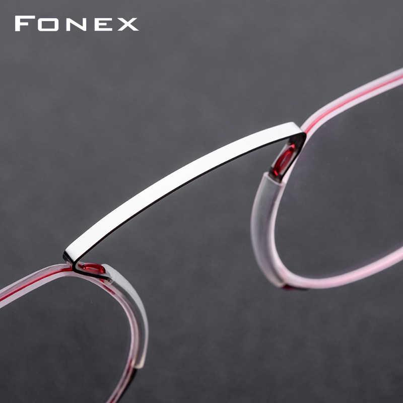 Pince Nez نمط الأنف يستريح معسر المحمولة رقيقة Pince-Nez نظارات للقراءة البصرية لا الذراع الرجال النساء + 1.50 + 2.00 + 2.50 + 3.0