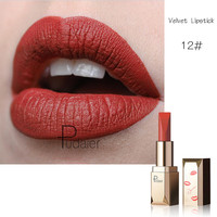 New 24 Hours Long Lasting Lipstick Waterproof Matte Liquid Lip Gloss Lip Liner Cosmetics Fashion Matte Lipstick Health & Beauty