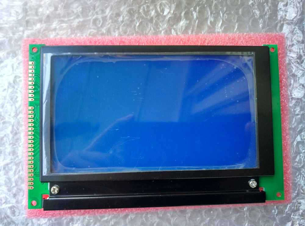 все цены на  LMG7420PLFC-X 5.7 inch LCD Panel Compatible Blue color new  онлайн